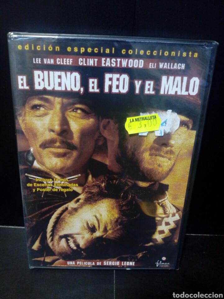 EL BUENO, EL FEO Y EL MALO DVD (Cinema - Movies - DVD)