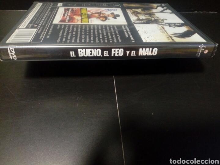 Cinema: El bueno, el feo y el malo DVD - Foto 2 - 150795969