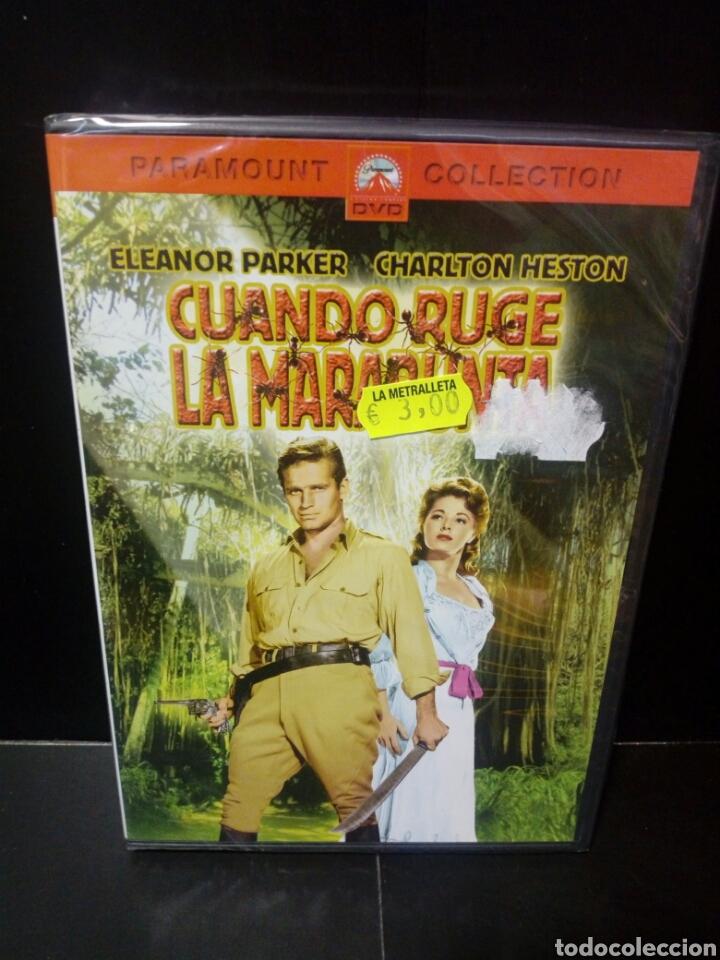 CUANDO RUGE LA MARABUNTA DVD (Cine - Películas - DVD)