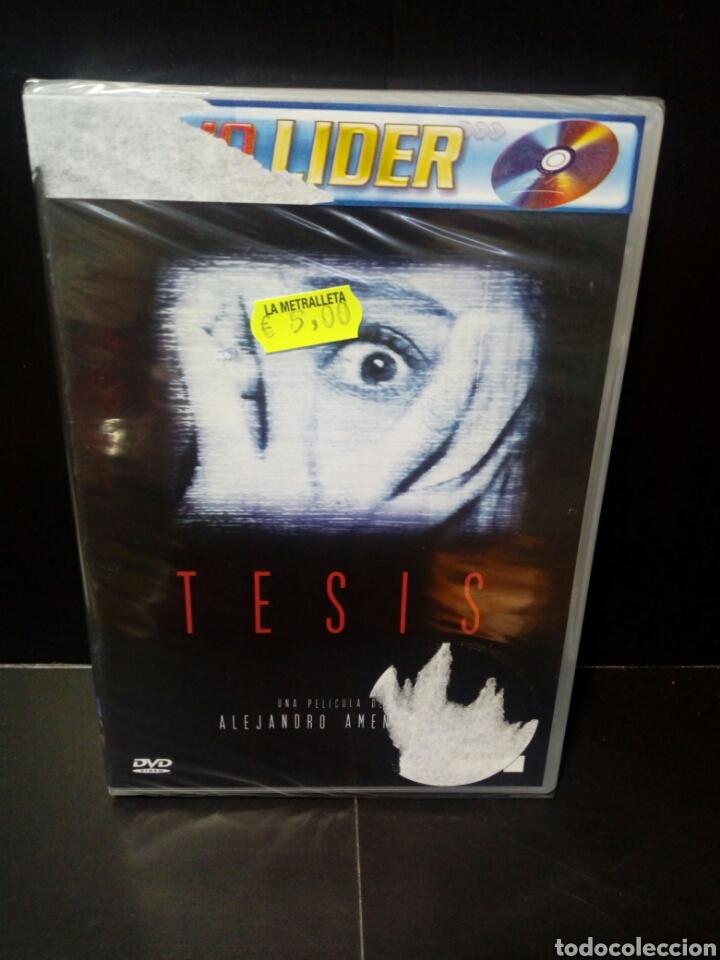 TESIS DVD (Cine - Películas - DVD)