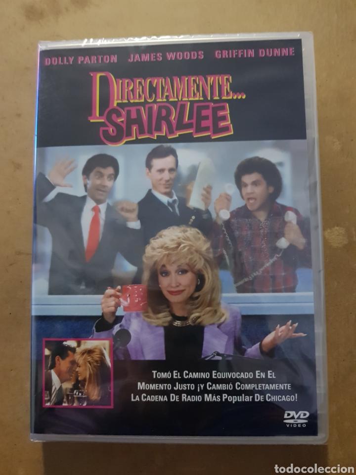 ( DIVISA) DIRECTAMENTE SHIRLEE - DVD NUEVO PRECINTADO (Cinema - Movies - DVD)
