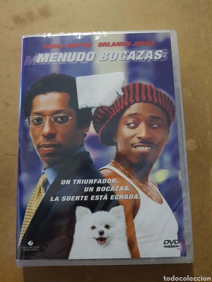 ( DIVISA) MENUDO BOCAZAS - DVD NUEVO PRECINTADO (Cinema - Movies - DVD)