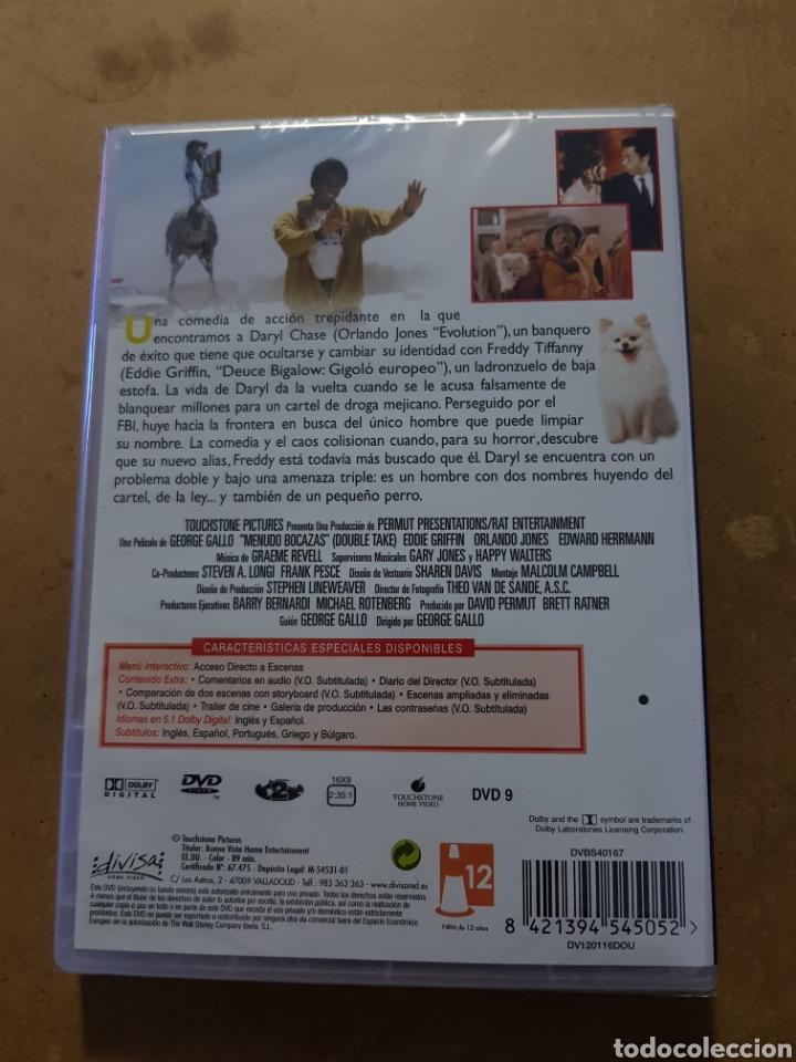 Cinema: ( DIVISA) MENUDO BOCAZAS - DVD NUEVO PRECINTADO - Foto 2 - 150847124