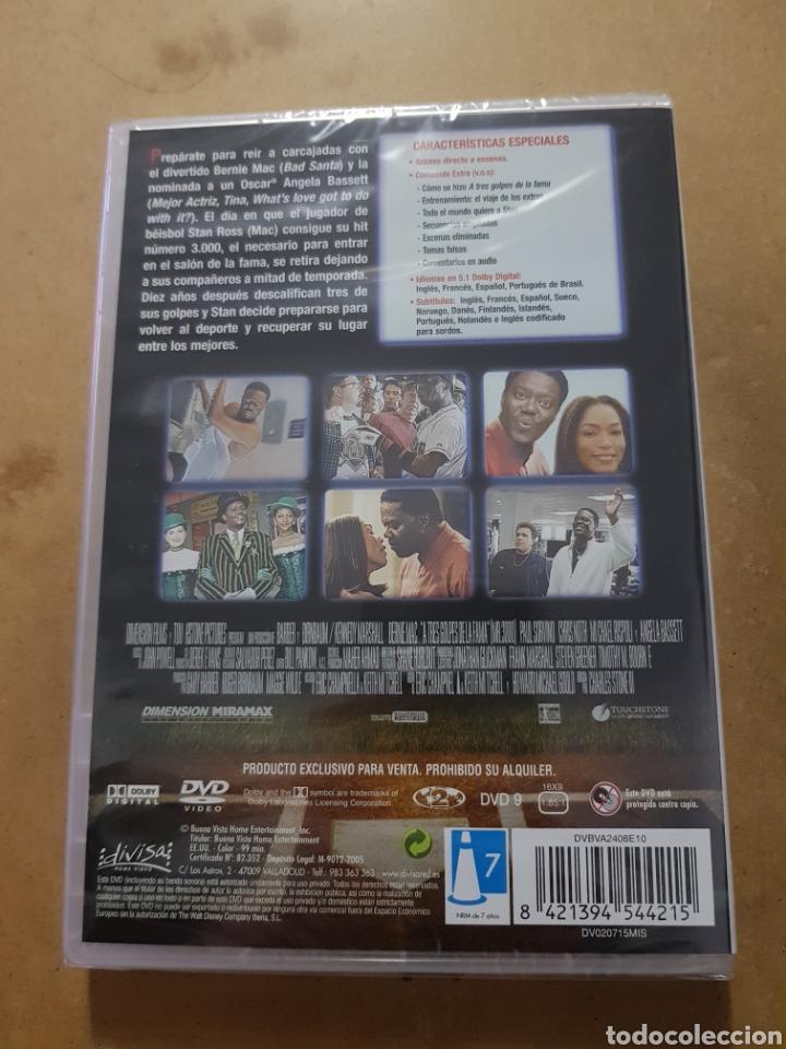 Cine: (DIVISA ) A TRES GOLPES DE LA FAMA - DVD NUEVO PRECINTADO - Foto 2 - 150847170