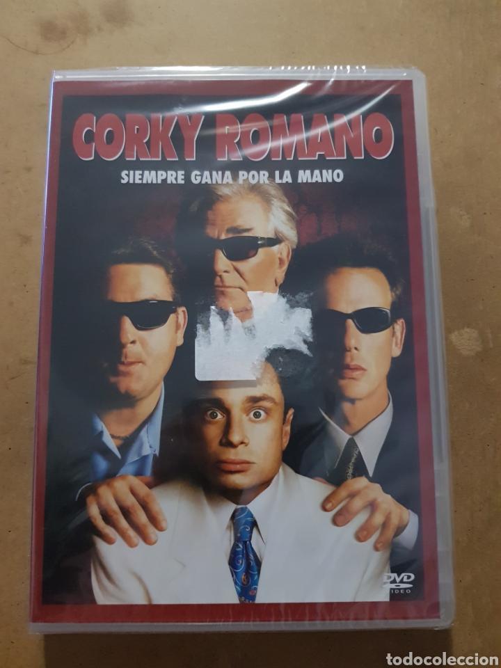 ( DIVISA) CORKY ROMANO - DVD NUEVO PRECINTADO (Cine - Películas - DVD)