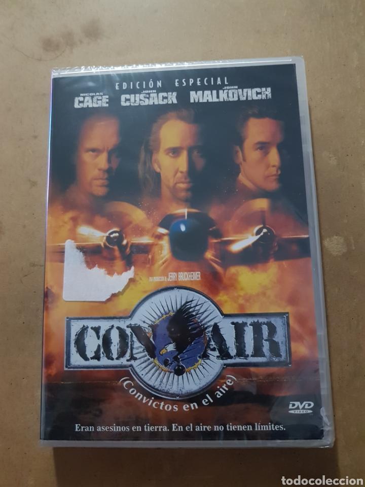 ( DIVISA) CON AIR - DVD NUEVO PRECINTADO (Cine - Películas - DVD)