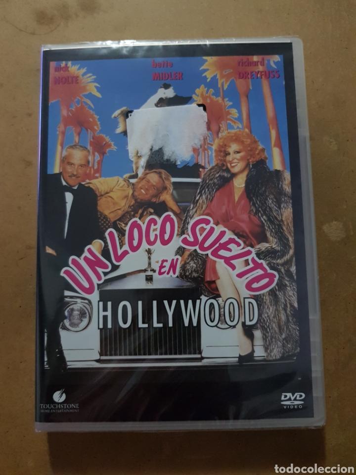 ( DIVISA) UN LOCO SUELTO EN HOLLYWOOD - DVD NUEVO PRECINTADO (Cinema - Movies - DVD)