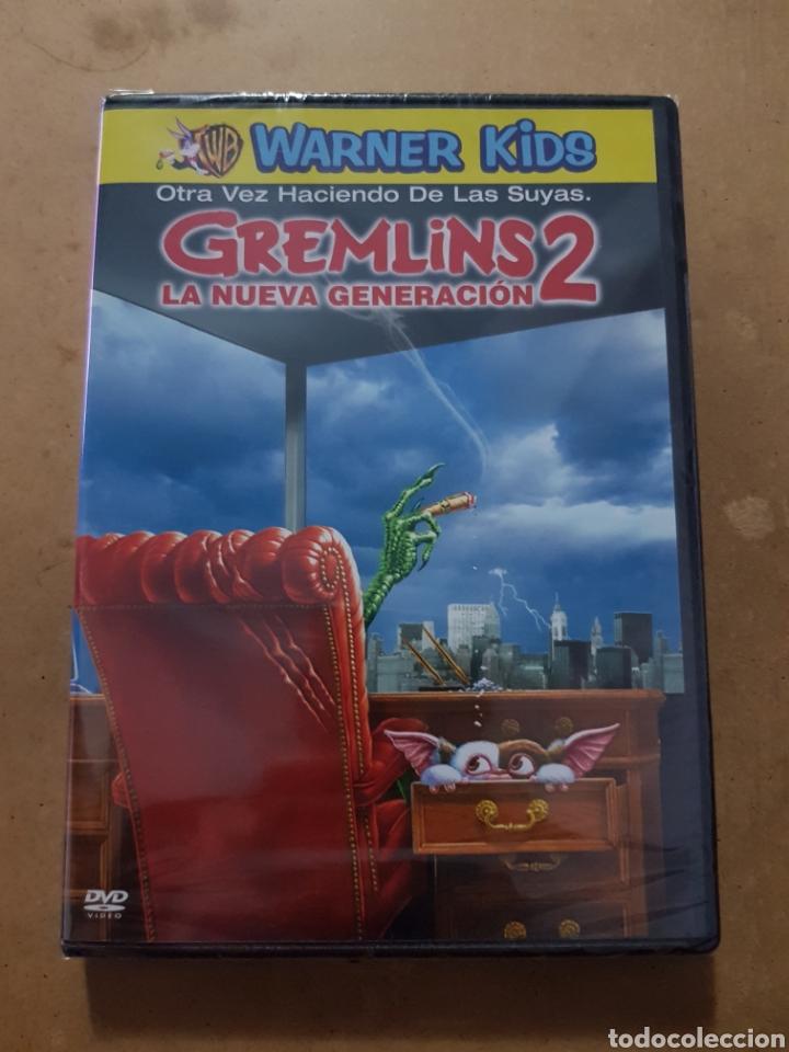 (WARNER ) GREMLINS 2 - DVD NUEVO PRECINTADO (Cinema - Movies - DVD)