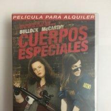 Cine: CUERPOS ESPECIALES DVD. Lote 150851676