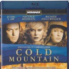 Cine: COLD MOUNTAIN (BLU-RAY + DVD). Lote 150874438
