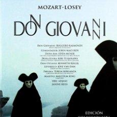 Cine: DON GIOVANNI (V.O.S.). Lote 152390974