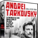 Cine: ANDREI TARKOVSKY - COLLECTION (V.O.S.). Lote 160269928