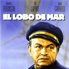 Cine: EL LOBO DE MAR (1941) (THE SEA WOLF). Lote 150887060