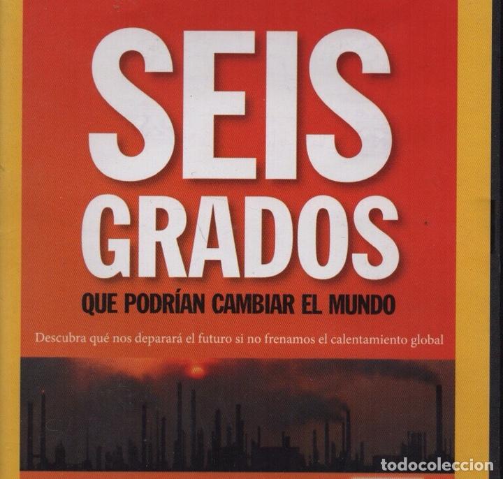 SEIS GRADOS QUE PODRÍAN CAMBIAR EL MUNDO (Cine - Películas - DVD)