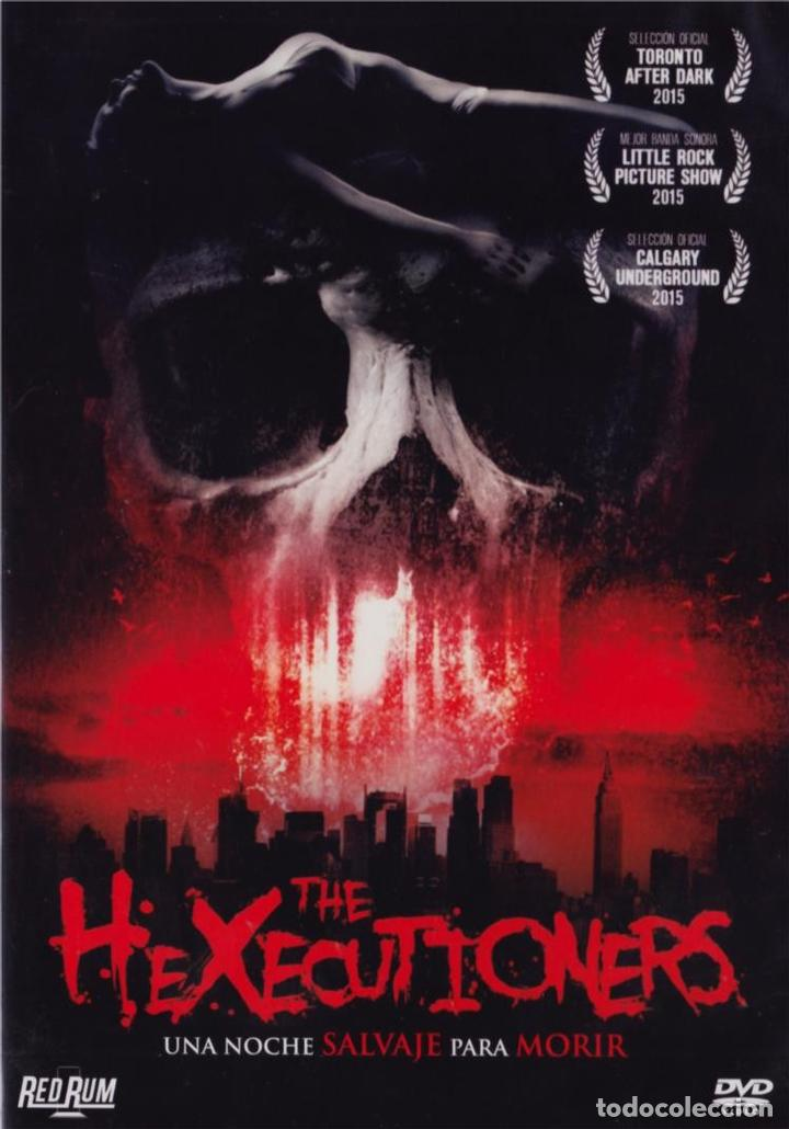 THE HEXECUTIONERS (Cine - Películas - DVD)