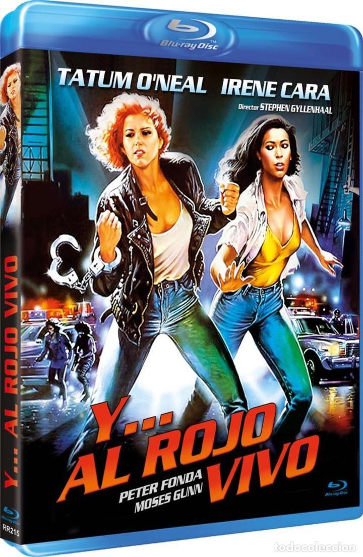 Y... AL ROJO VIVO (BLU-RAY) (BD-R) (CERTAIN FURY) (Cine - Películas - DVD)