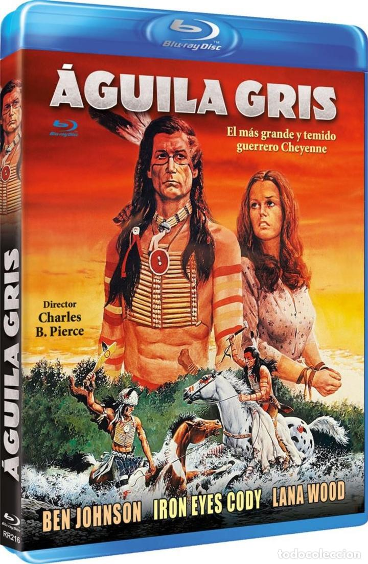 ÁGUILA GRIS (BLU-RAY) (BD-R) (GRAYEAGLE) (Cine - Películas - DVD)