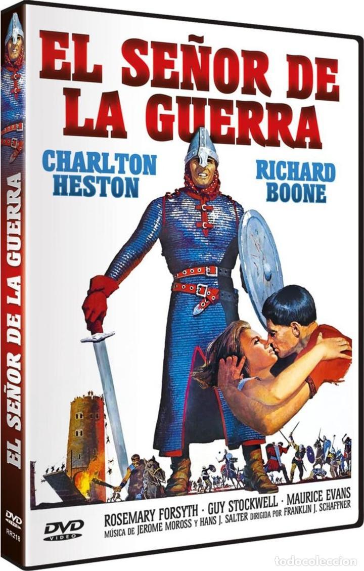 EL SEÑOR DE LA GUERRA (THE WAR LORD) (Cine - Películas - DVD)