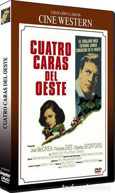 CUATRO CARAS DEL OESTE (FOUR FACES WEST) (Cine - Películas - DVD)