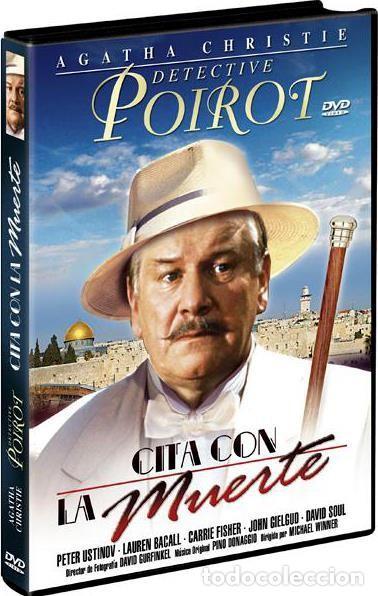 CITA CON LA MUERTE (1988) - POIROT (APPOINMENT WITH DEATH) (Cine - Películas - DVD)