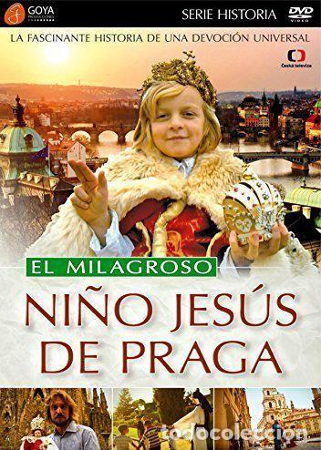 EL MILAGROSO NIÑO JESÚS DE PRAGA (Cine - Películas - DVD)