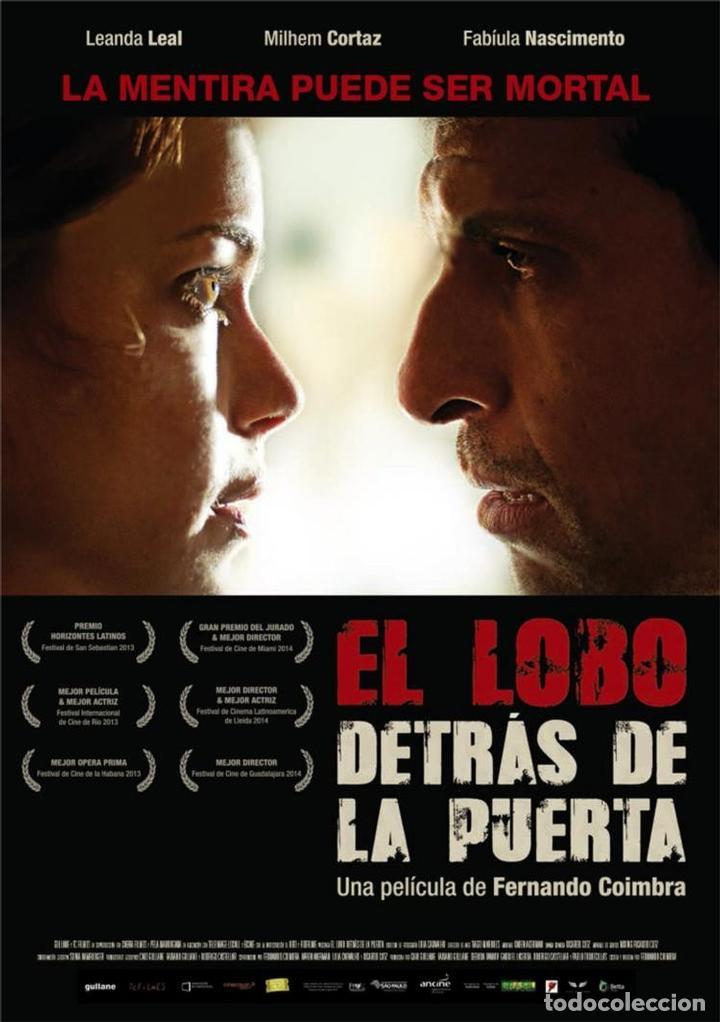 EL LOBO DETRÁS DE LA PUERTA (O LOBO ATRÁS DA PORTA) (Cine - Películas - DVD)