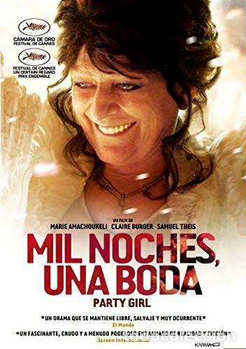 MIL NOCHES, UNA BODA (PARTY GIRL) (Cine - Películas - DVD)