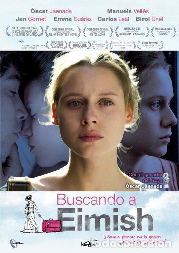 BUSCANDO A EIMISH (Cine - Películas - DVD)