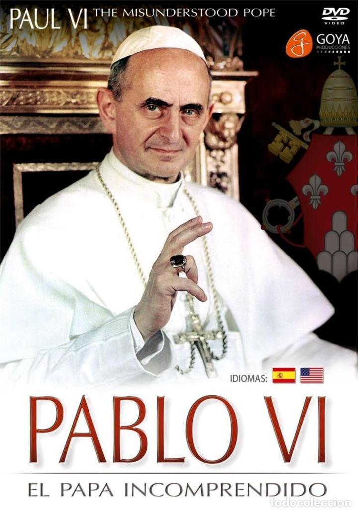 PABLO VI: EL PAPA INCOMPRENDIDO (Cine - Películas - DVD)