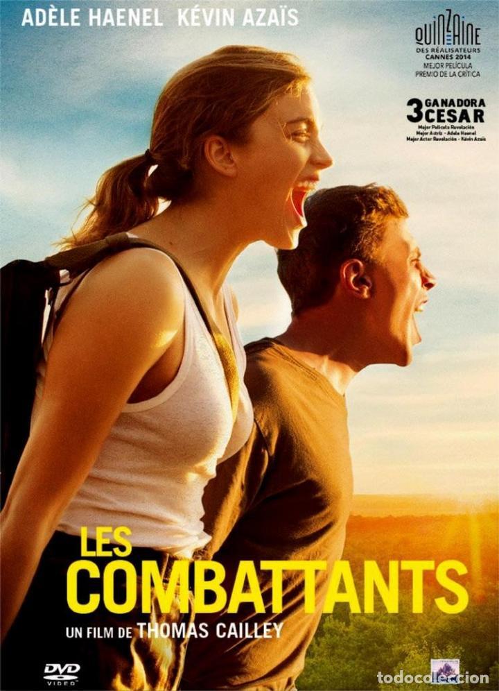 LES COMBATTANTS (Cine - Películas - DVD)