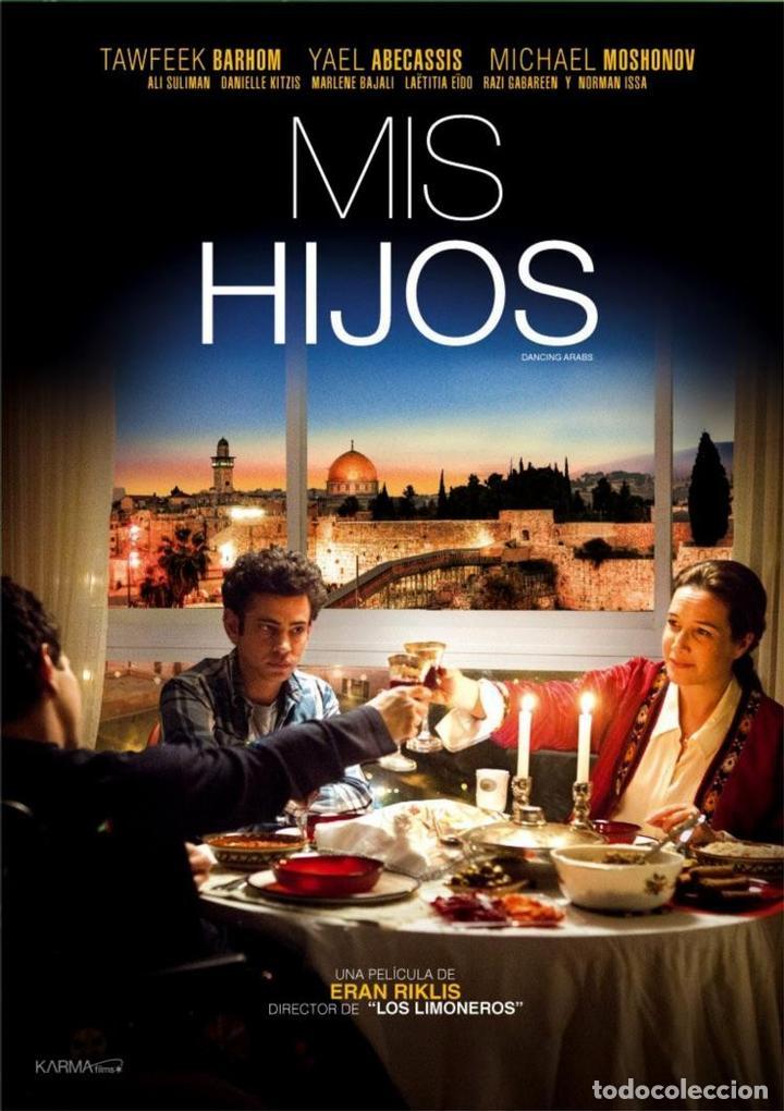 MIS HIJOS (DANCING ARABS) (Cine - Películas - DVD)