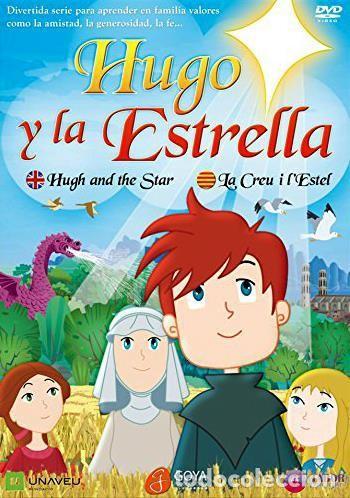 HUGO Y LA ESTRELLA (Cine - Películas - DVD)