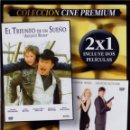 Cine: EL TRIUNFO DE UN SUEÑO (AUGUST RUSH) + KILLERS (ESTUCHE SLIM). Lote 160378350