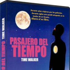 Cine: PASAJERO DEL TIEMPO (DVD-R) (TIME WALKER). Lote 150892314