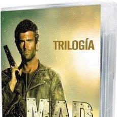 Cine: PACK MAD MAX - TRILOGIA. Lote 150897728