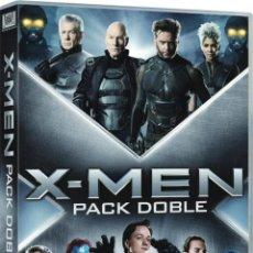 Cine: X-MEN : DIAS DEL FUTURO PASADO / PRIMERA GENERACION. Lote 155246829