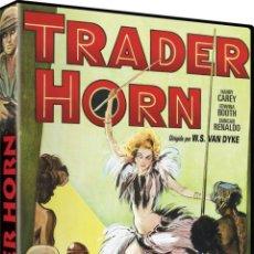 Cine: TRADER HORN. Lote 150899893