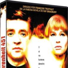 Cine: FAHRENHEIT 451 (DVD-R). Lote 194306871