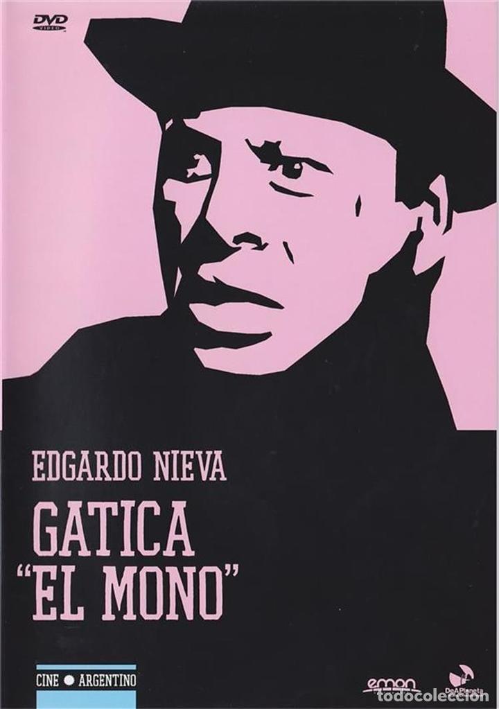 GATICA EL MONO - COLECCION CINE ARGENTINO (Cine - Películas - DVD)