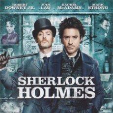 Cine: SHERLOCK HOLMES. Lote 150905096