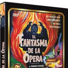 Cine: EL FANTASMA DE LA OPERA (1962)(THE PHANTOM OF THE OPERA). Lote 150905352