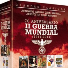 Cine: 75 ANIVERSARIO II GUERRA MUNDIAL. Lote 150906613