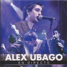 Cine: ALEX UBAGO : EN DIRECTO. Lote 150907628