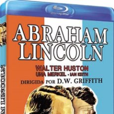 Cine: ABRAHAM LINCOLN (BLU-RAY). Lote 150910344