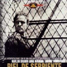 Cine: PIEL DE SERPIENTE (THE FUGITIVE KIND). Lote 150911618