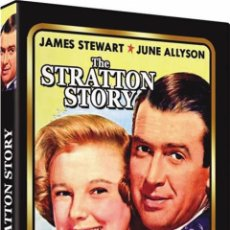 Cine: THE STRATTON STORY. Lote 150912413