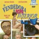 Cine: LA VENDEDORA DE ROPA INTERIOR. Lote 162540074