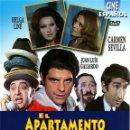 Cine: EL APARTAMENTO DE LA TENTACIÓN. Lote 162540080