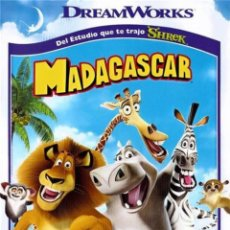Cine: MADAGASCAR. Lote 150916342