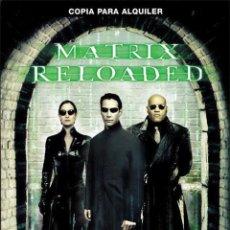 Cine: MATRIX RELOADED (MATRIX RELOADED). Lote 150917472